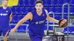 Sergi Martínez ya trabaja con el primer equipo en Andorra