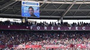 La Serie A no se ha olvidado de Astori