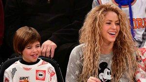 Shakira saca su vena artística dibujando el rostro de su hijo Milan | Telemundo