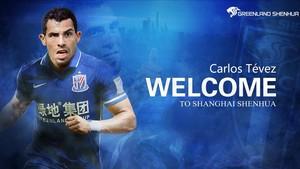 El Shanghai ha convertido a Tevez en el futbolista mejor pagado del mundo