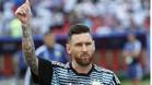 Siempre nos quedará Messi