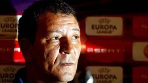 Ten Cate es el actual entrenador del Al Jazira, rival del Madrid en el Mundial de Clubs