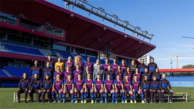 Toda la plantilla del Barça femenino se queda en casa por el Coronavirus