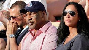 Tyson colgó los guantes hace ya quince años