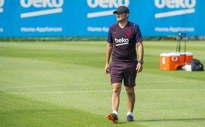 Valverde, consciente de que no se pueden escapar más puntos en este comienzo de Liga