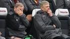 Wenger está viviendo de la peor manera su etapa final en el Arsenal