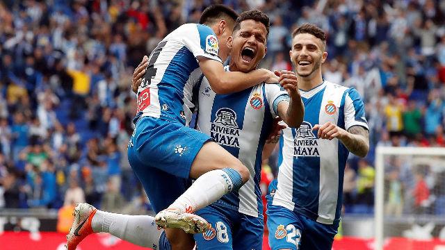 El zapatazo de Rosales que lideró el Espanyol hacia Europa