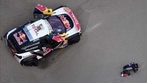 Sébastien Loeb correrá el Rally Dakar tras retirarse el año pasado
