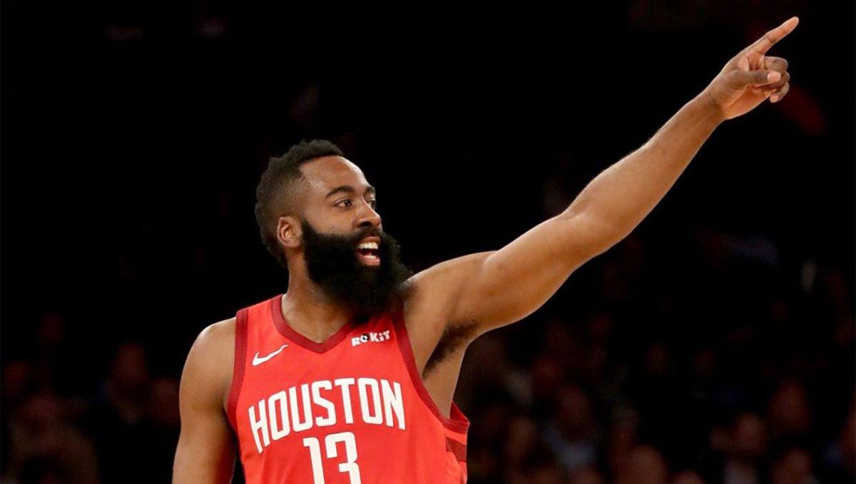 Los 57 puntos de Harden no le sirven a los Rockets ed31466c6