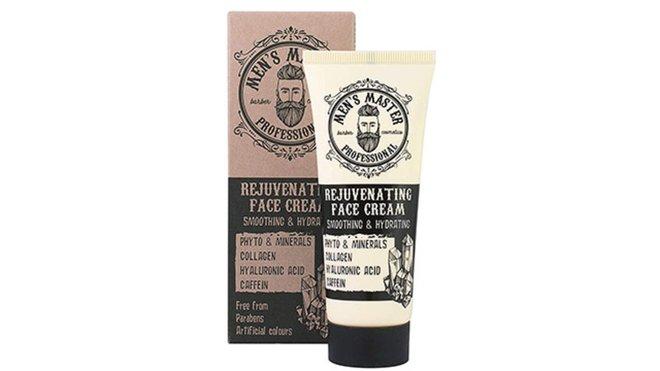 Crema facial rejuvenecedora