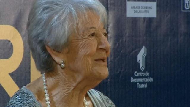 Adiós a la actriz Asunción Balaguer