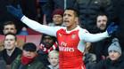 Alexis, cada vez más cerca de dejar el Arsenal para irse al PSG