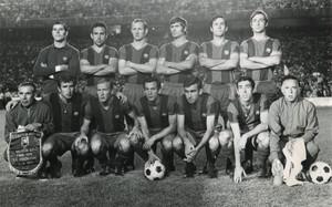 Alfonseda consiguió la victoria en la Copa de de 1971