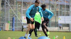 El Andorra va a por el play-off