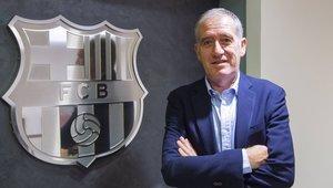 Andreu PLaza afronta su cuarta temporada como primer entrenador