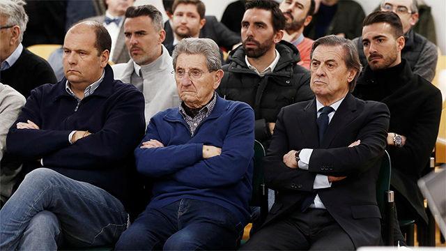 Arranca el juicio contra exdirectivos de Osasuna y exjugadores por amañar partidos