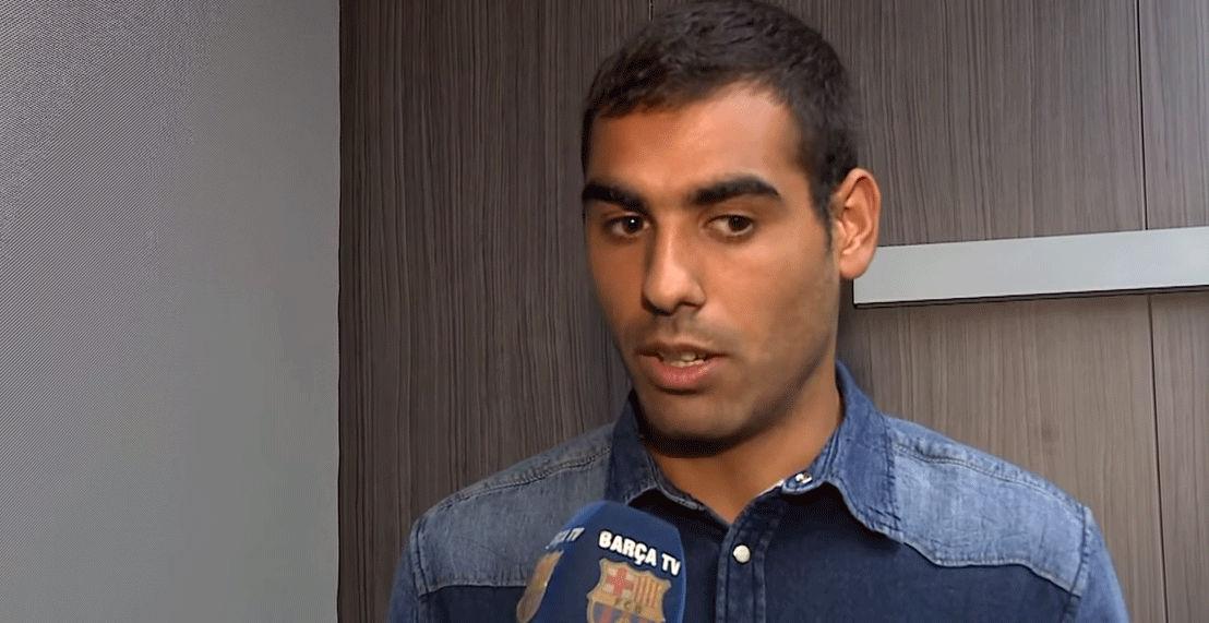 El Barça ficha a Fali
