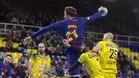 El Barça sigue invicto en Liga Asobal
