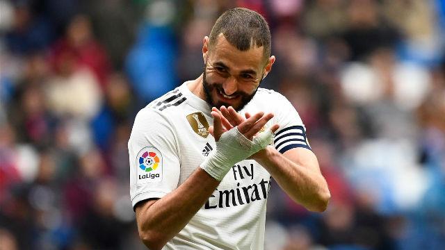Benzema vuelve a dar los tres puntos al Madrid