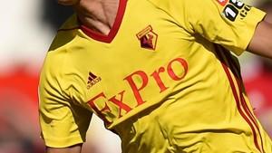 La camiseta del Watford, regalo para los hinchas fieles