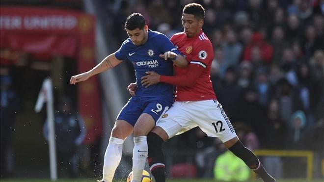 Mourinho le gana la batalla a Conte