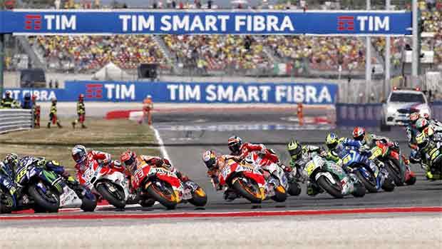 El circuito de Misano del GP de San Marino de MotoGP (ES)
