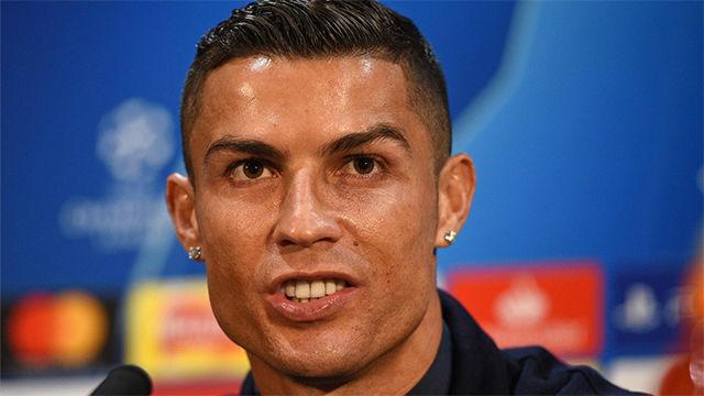 Cristiano Ronaldo confía en limpiar su nombre sobre la acusación de violación