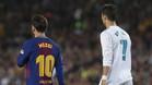 El duelo entre Messi y Cristiano ya no se verá en la Liga