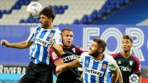 El Espanyol venció con comodidad al Albacete.