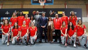 El Eurobasket femenino mantiene las fechas