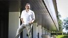 Eusebio Sacristán atendió a SPORT en el PGA Catalunya Resort