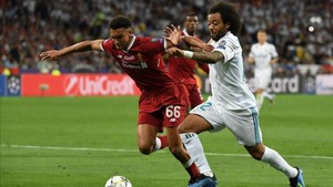 Final de Champions en Kyev entre Real Madrid y Liverpool