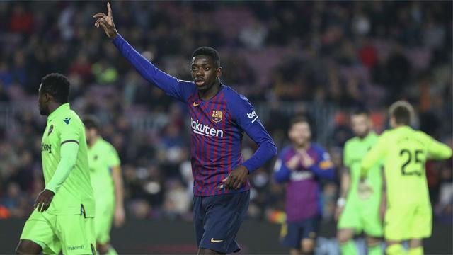 El gol de Dembélé que inició la remontada tras la presión y recuperación de Messi