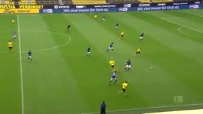 Haaland y la insaciable costumbre de marcar: así anotó el 1-0 en el regreso a la competición