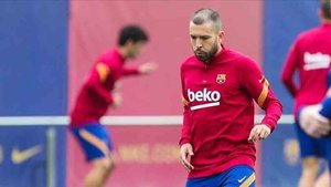 Jordi Alba ya tiene el alta médica