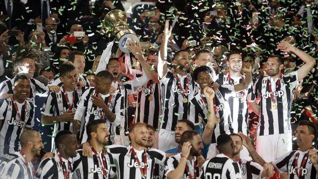 La Juventus consigue 7 títulos consecutivos