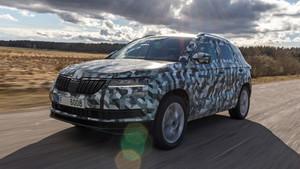 El Karoq es la nueva apuesta de Skoda para el segmento SUV.