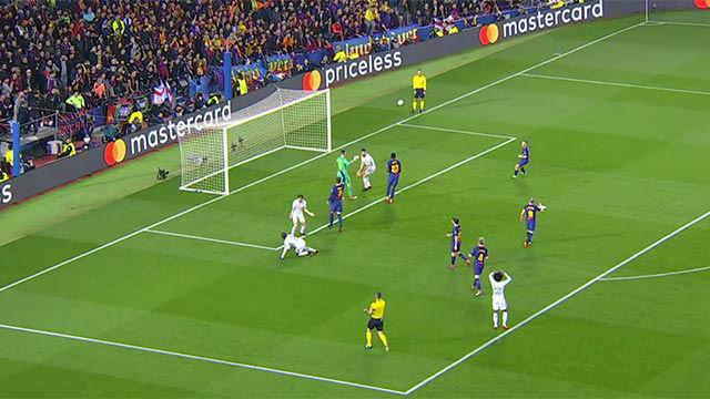 LACHAMPIONS | FC Barcelona - Chelsea (3-0): El fallo tonto entre Kanté y Cesc