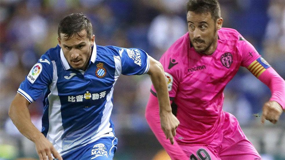 LALIGA   Espanyol - Levante (0-0)