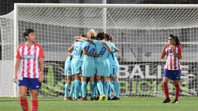 LALIGA FEMENINA | Atlético Madrid - FC Barcelona (1-1)