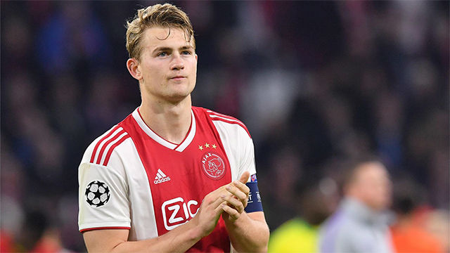 Barcelona, Juventus, and PSG's offers to Matthijs de Ligt revealed