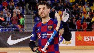 Matías Pascual cumplirá diez temporadas en el Barça