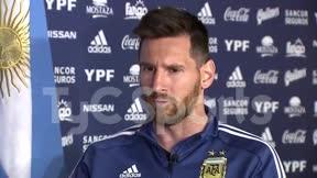 Messi explica cómo terminó la temporada con el Barça y las aspiraciones de Argentina en la Copa América