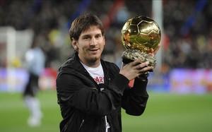 Conoce los once Balón de Oro del Barça. Messi ofrece al Camp Nou su ... 0f69432ce9af2