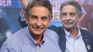 Miguel Ángel Revilla encuentra a su hermano gemelo en Galicia