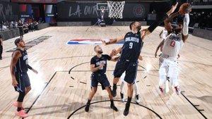 La NBA arrancó de nuevo con los partidos de preparación