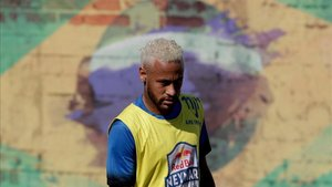 Neymar sigue a la espera de un acuerdo entre el PSG y el FC Barcelona