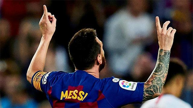 El nuevo registro histórico de Leo Messi y otras 5 curiosidades de la jornada