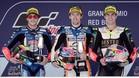 Oettl, Bezzecchi y Ramírez en el podio de Jerez