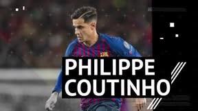 El perfil de Philippe Coutinho